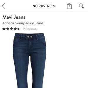 NWT Mavi Jeans from Nordstrom.